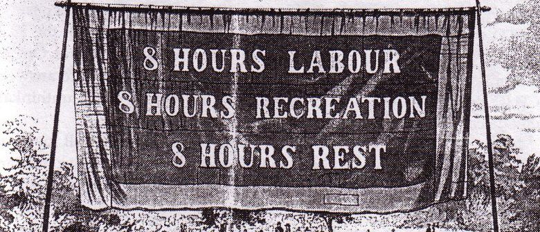 History: First 8-hour day with no loss of pay - The Socialist