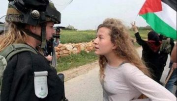 Book review: Ahed Tamimi – A girl who fought back