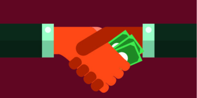 Corporate lobbying and corruption rife