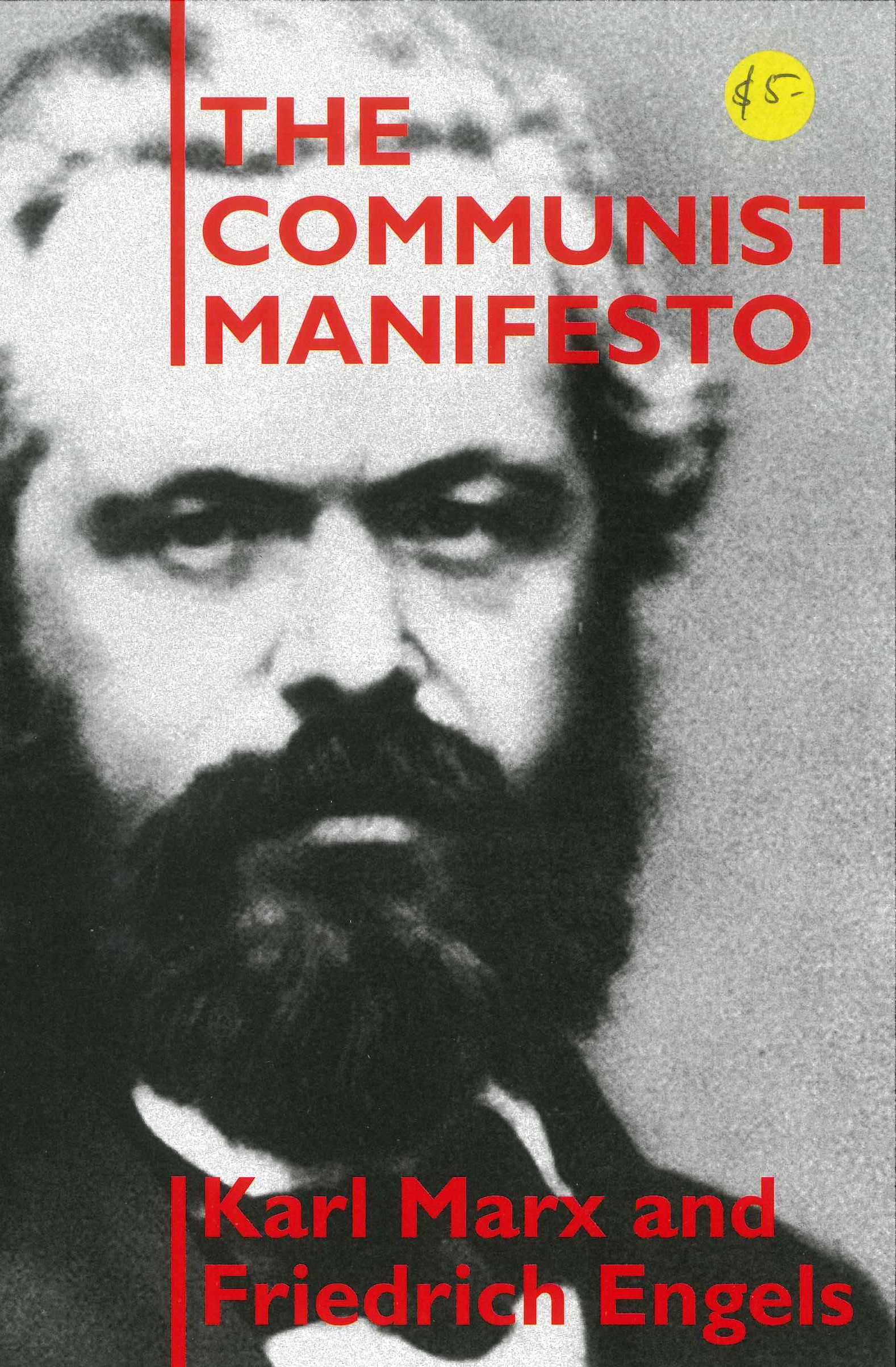 the history and meaning of marx and engels communist manifesto