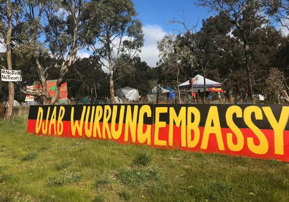 The fight to save the Djab Wurrung trees