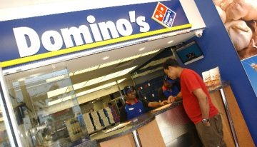 Domino's workers launch class action