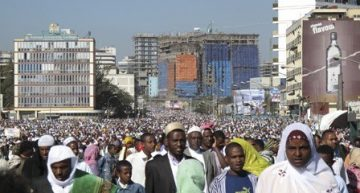 Ethiopia: Hunger and deadly repression