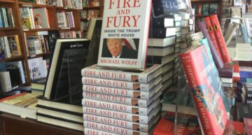 Fire and Fury: Can the liberal establishment stop Trump?