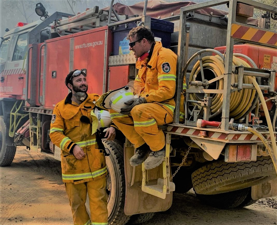 Time for more paid firefighters
