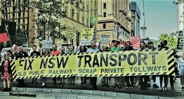 NSW: Stopping the privatisation and tollway agenda