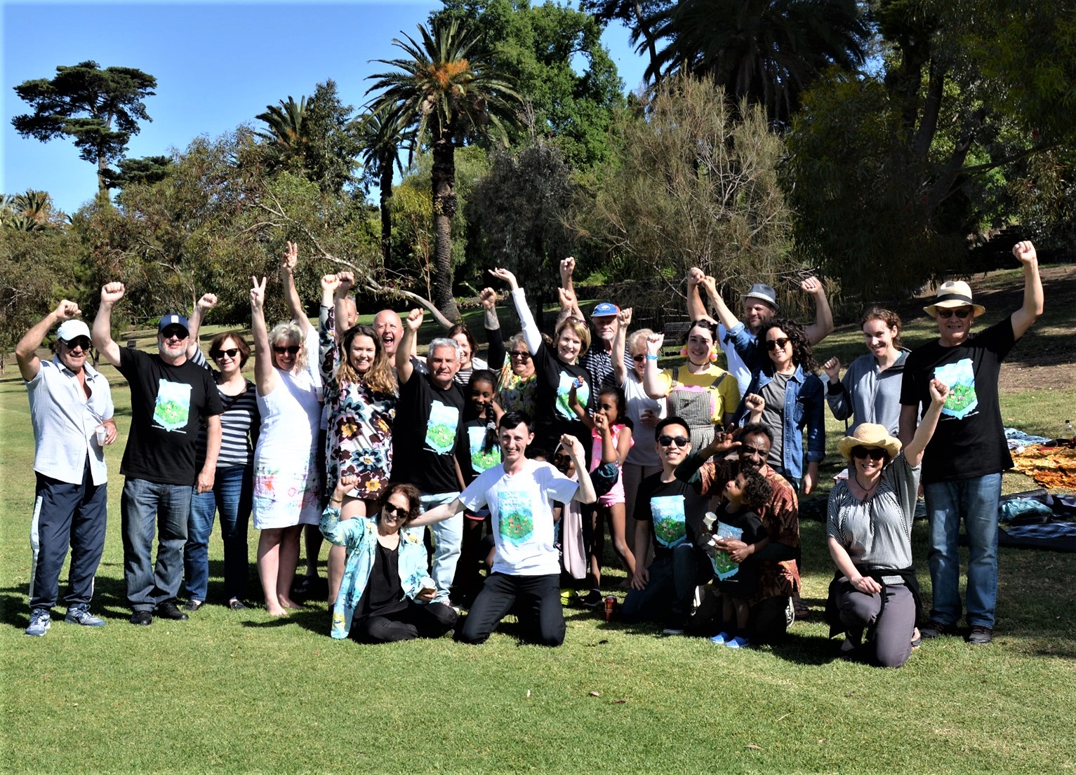 Community campaign saves Footscray Park!