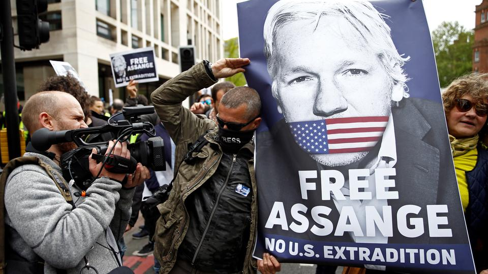 Assange extradition: The war on journalism continues