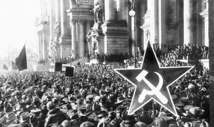 100 years since the German revolution