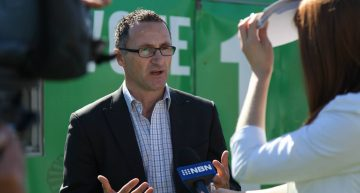 """Greens say we need a """"People's Bank"""""""