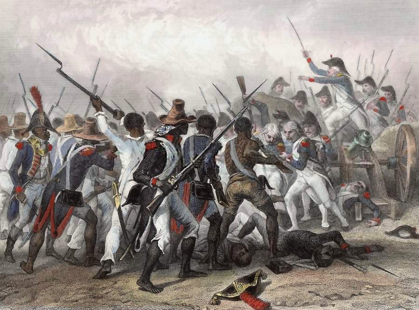 History: The Haitian Revolution and the abolition of slavery