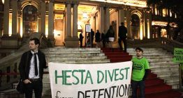 Can divestment free refugees?