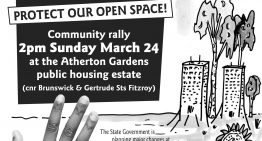 Campaign to defend public housing begins to take shape