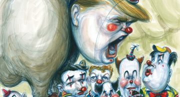 Book Review: Insane Clown President
