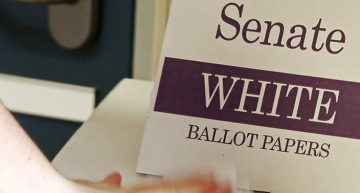WA Senate election: Major parties punished