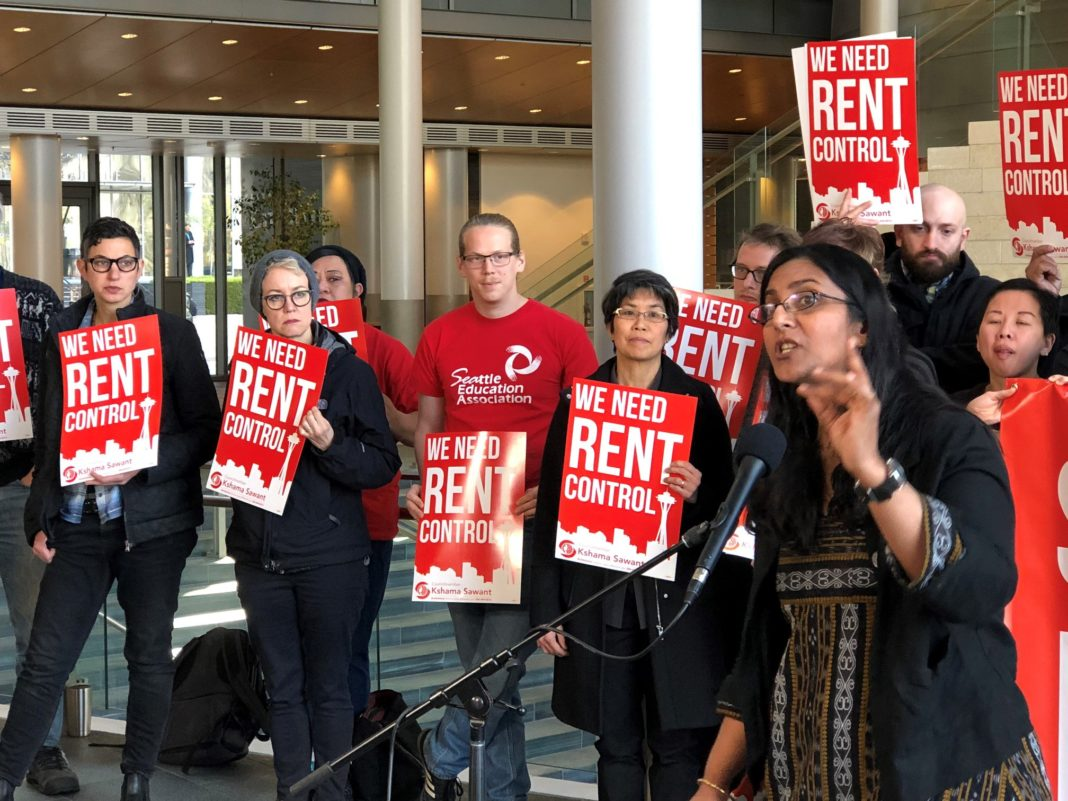 US: The importance of Kshama Sawant's re-election campaign