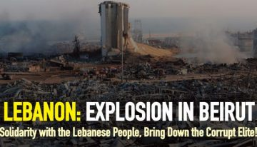 Lebanon: Fury over Beirut explosion erupts in the streets