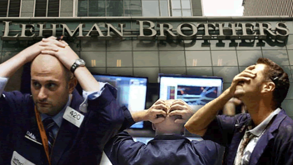 The Lehman Brothers collapse 10 years on
