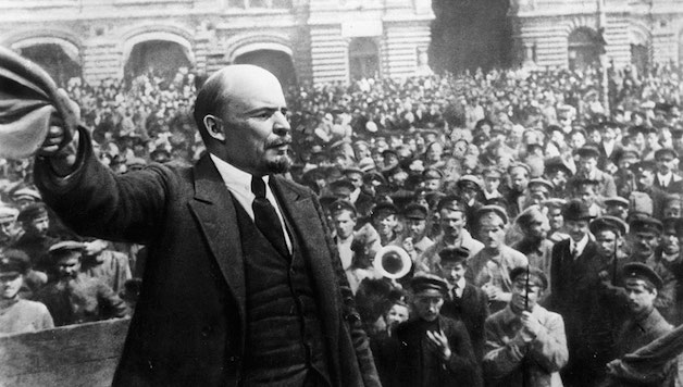Lenin: 150 years since his birth