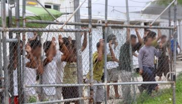 Humanitarian crisis on Manus Island deepens