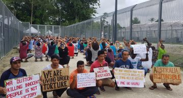 PNG: Demolition increasing pressure on Manus refugees