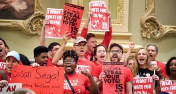 US: Minneapolis set to adopt $15 minimum wage