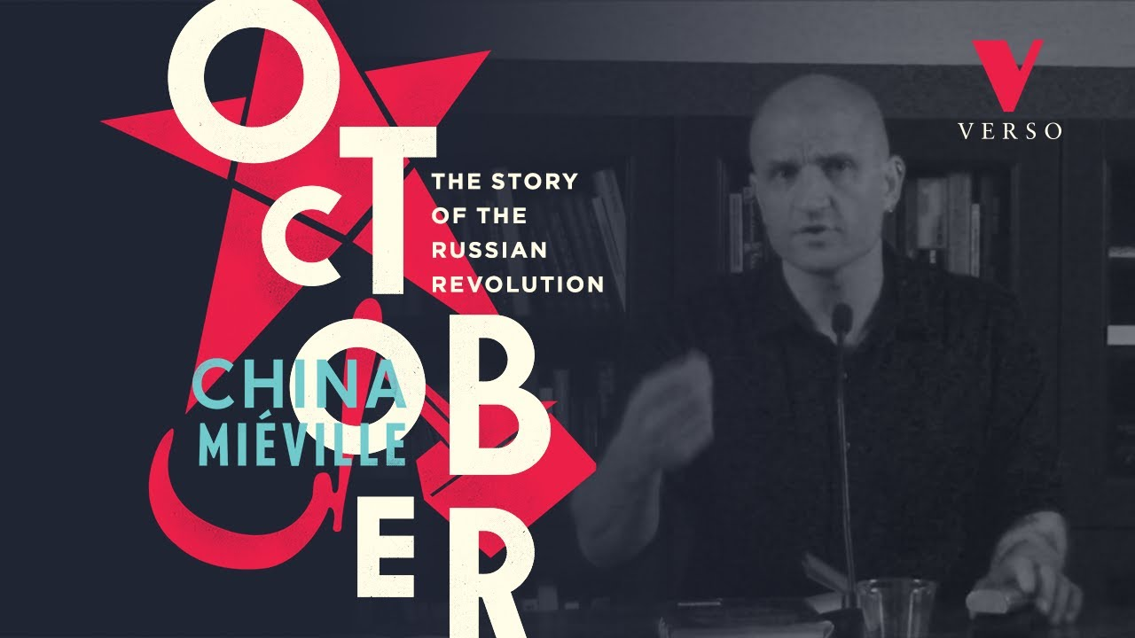 Review: 'October' by China Miéville