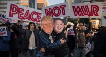 Trump and Kim to talk but danger still acute