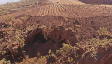 Rio Tinto destroys ancient Aboriginal site