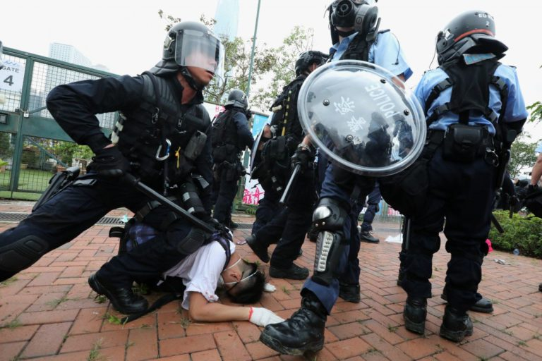 Hong Kong: China's ultra-repressive agenda fomenting revolution
