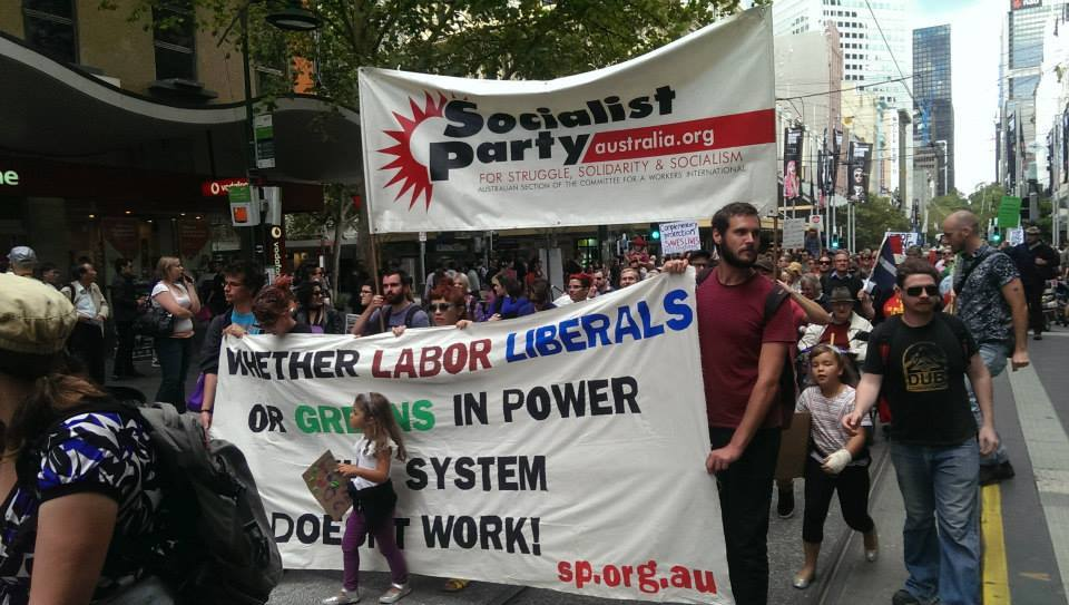 Why I joined the Socialist Party