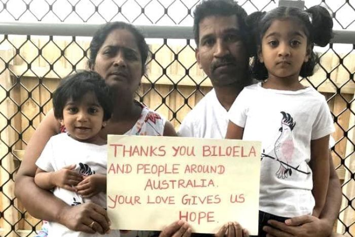 Tamil family victims of cruel refugee policies