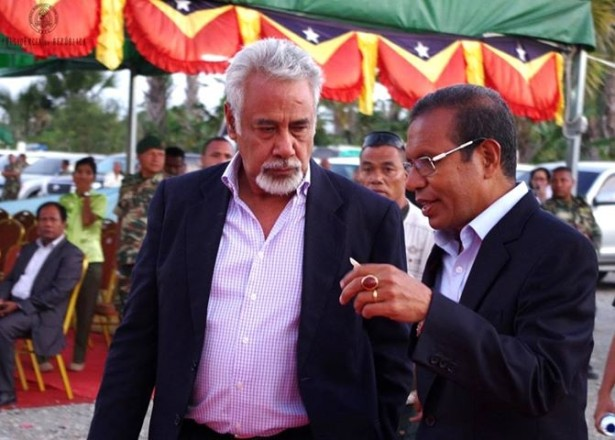 The jostling for power in Timor-Leste