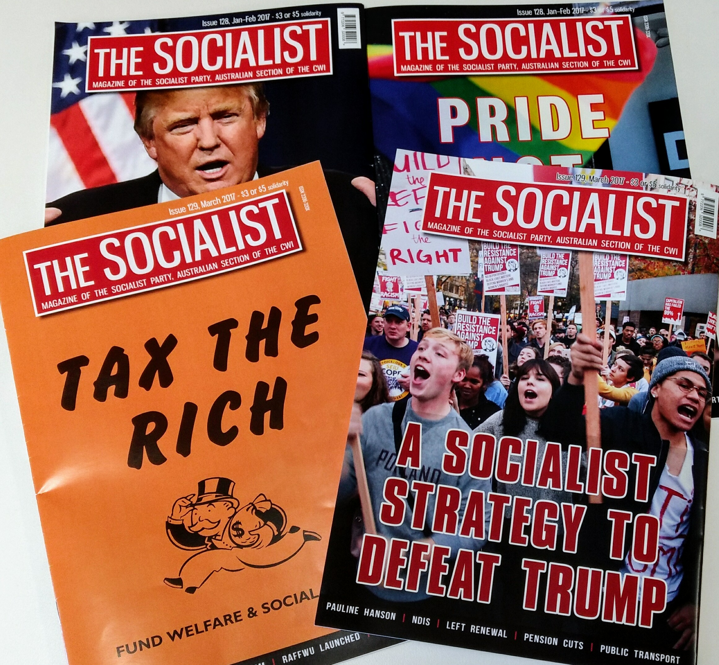 The Socialist: Spreading the alternative to capitalism