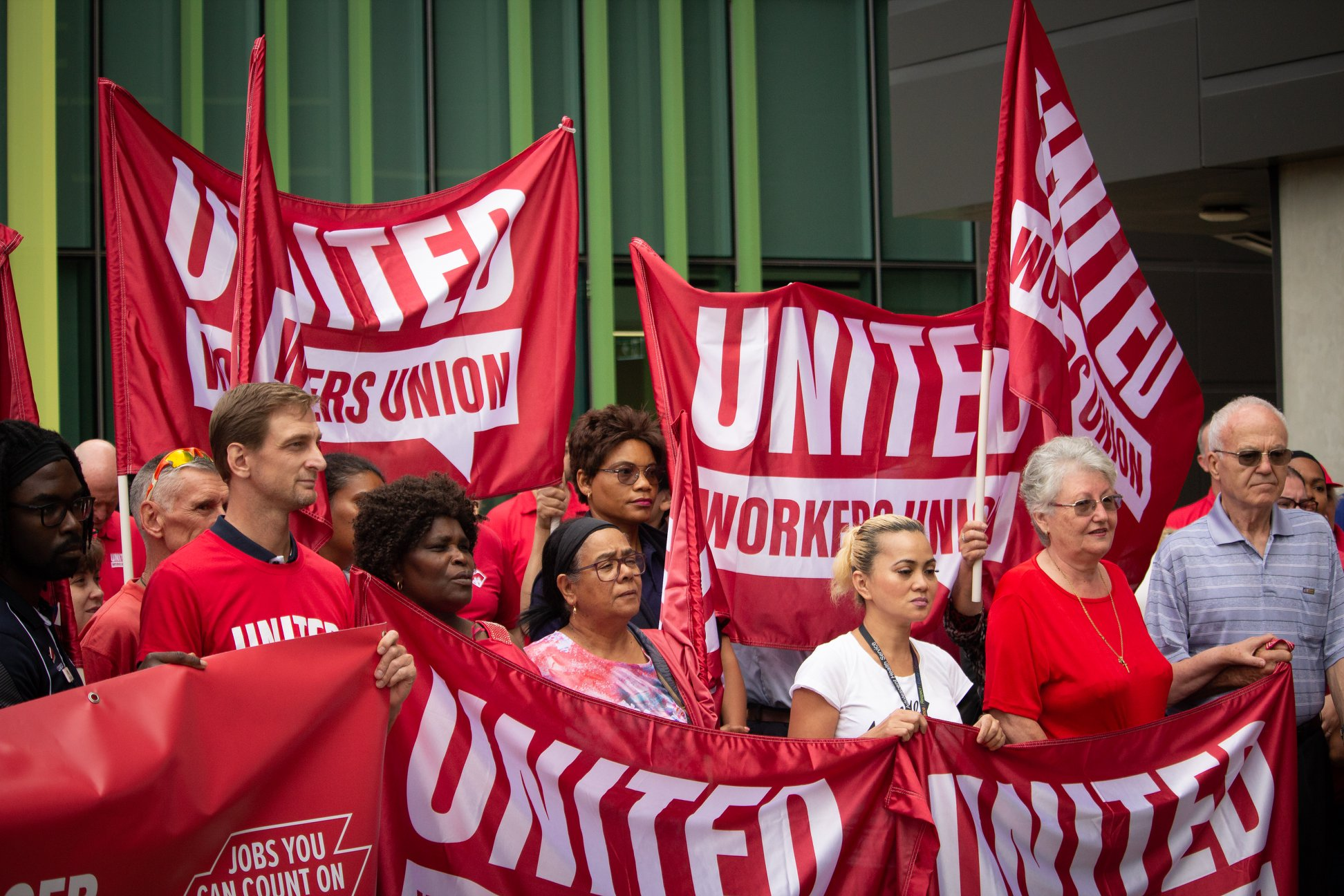 United Workers Union plan a step in right direction