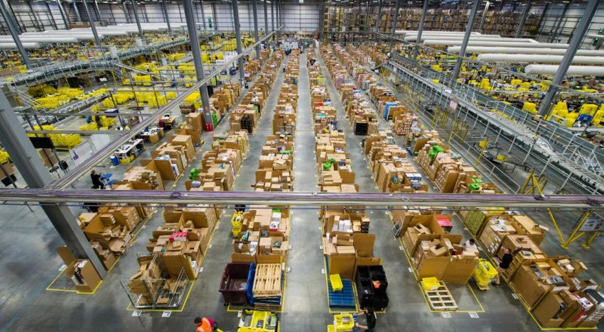 Amazon: 'Just in time' delivery model vulnerable to strike action