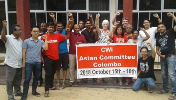 Regional socialist meeting: Struggle in the Asia Pacific