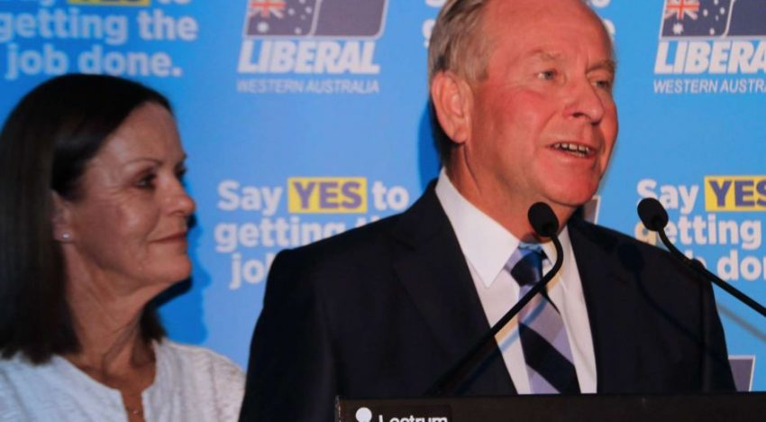WA election: Landslide loss for the Liberals