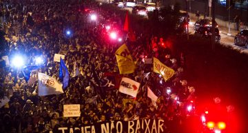Brazil feels the weight of the crisis as mass struggles resurface