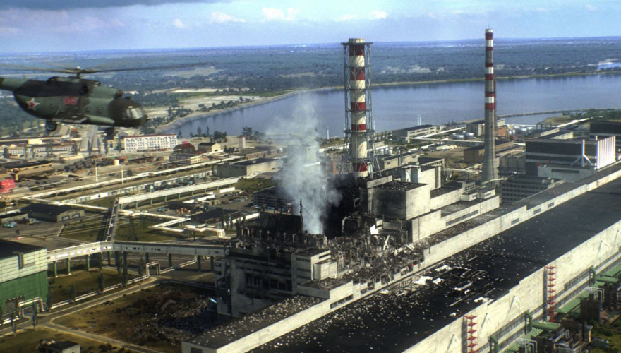 30 years since the Chernobyl nuclear disaster