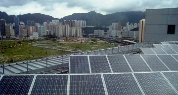 Green China to save the world?