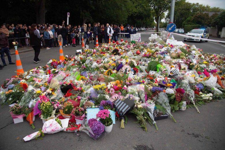 Horrific terror attack in Christchurch