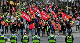 Testing times ahead for the CFMEU