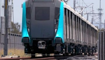 Sydney gets first robot trains