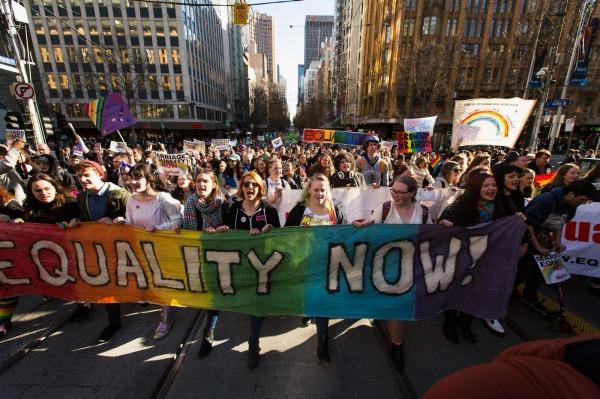 same sex marriage equality australia alp in Eydzhaks