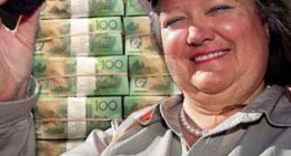 Rinehart's attack on welfare