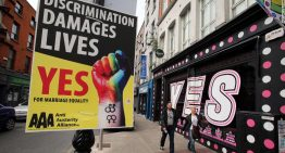 The fight for marriage equality in Ireland