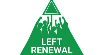 Left Renewal attempts to reform the Greens