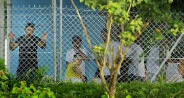 Murder on Manus: End offshore processing