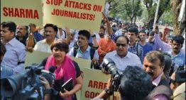 Worldwide threat to journalists at its worst for ten years